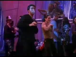 Танец Моники и Росса (сериал