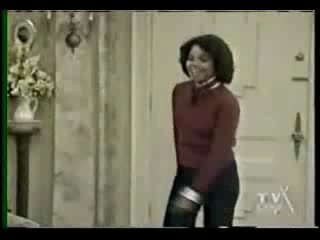 Janet Jackson sings on Diffrent Strokes