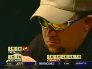 Poker.ua: Лучший блеф в истории ТВ-покера (Крис Манимейкер – Сэм Фарха, WSOP 2003)