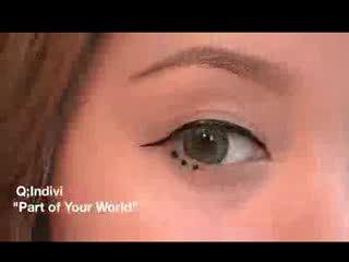 Макияж - Мини-Маус Видео-урок от Мишель Фан