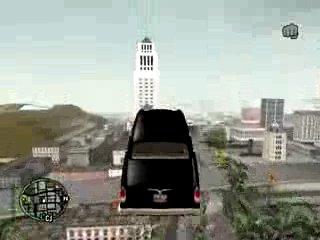 GTA Чёрная молния