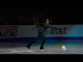 Johnny Weir - Poker face - 2010 (US Nationals)