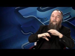 Александр Дугин - О Вулкане в Исландии ( редкостная чушь)