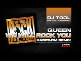 Queen - We Will Rock You ( Karpe-DM Remix )
