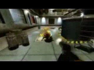 Официальны трейлер Black Mesa Source (ремейк самой знаменитой игры-Half-Life)