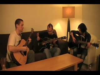 Zombie Inc In Flames Acoustic Trio Cover Performed By Metacoustic