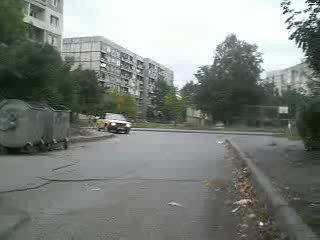 Москвич 21412 дрифт