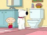 Брайан и Стьюи. Туалет
