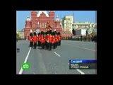Туркменские военные приняли участие в Параде Победы на Красной площади.