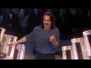Отрывок из концерта оркестра Янни на тему Вивальди