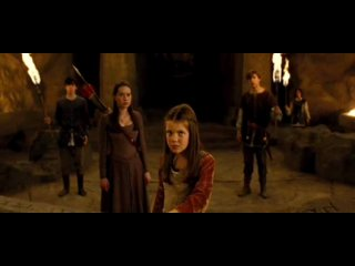 Трейлер к фильму Хроники нарнии:Принц Каспиан.