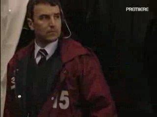 Лига Чемпионов 1996 97 1 2 финала 2ой матч Манчестер Юнайтед Англия Боруссия Дортмунд Германия Ответный матч