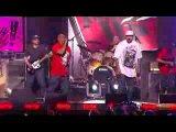 Cypress Hill feat. Tom Morello, Sergio Vega, John Dolmayan - Rise Up (LIVE)