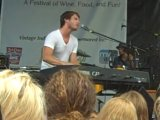 Jon McLaughlin - You Are What I'm Here For (Military Park 2010)