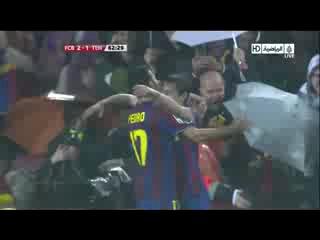 [Обзор] Барселона - Тенерифе (4-1) HD