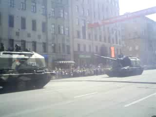 Москва, ул. 1-я Тверская-Ямская