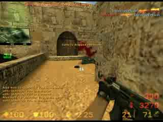 CS 1.8 Counter-Strike A Half-Life Modification