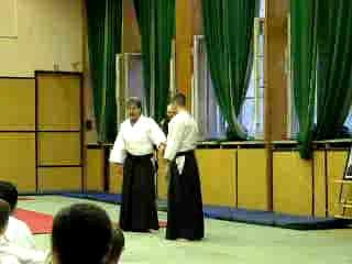 Shaner Sensei - Tenchi nage explanation