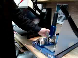 Технология изготовления значка на булавке от СМ Опечатка!