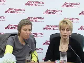 Светлана Сурганова и Доктор Лиза. Он-лайн конференция, посвященная благотворительному концерту