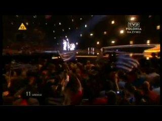 Giorgos Alkaios & Friends - OPA  ( Греция Евровидения 2010)