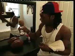 Lil' Wayne on MTV Cribs (Lil' Waynes Home)