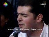 азербайджанский певец Тунар в турции в İbo show