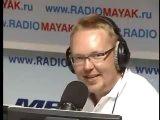 Виталий Петров в эфире радио