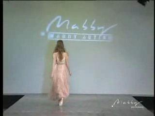 El desfile de Mabby Autino