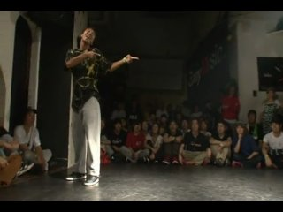 DANCE@LIVE HOUSE SIDE EAST vol.01 HERO( ) vs HIRO(ALMA)