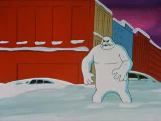 Спайдермен 3x02a Trouble With Snow