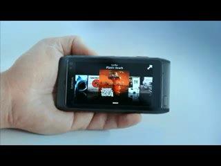 Музыкальный плеер в Nokia N8