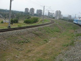 дорога к Кисловодску