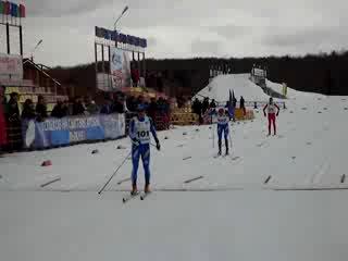Чемпионат России по лыжным гонкам. Мужчины. 50 км