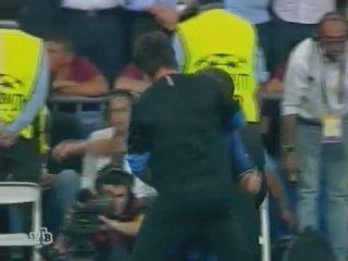 Лига Чемпионов 09-10. Финал. Бавария (Мюнхен) - Интер (Милан) 0:2 (Милито 35, 70)