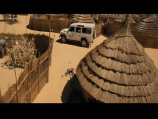Cьёмки фильма Дарфур (Darfur) 2009