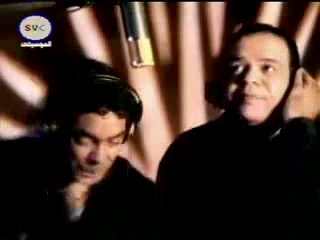 mohamed mounir + khaled agag ( dueto ) - leeh ya donia el wahed ( why the life the one )