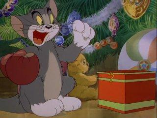 Том и Джерри (рождественский выпуск)