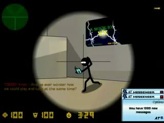Counter Strike Multi: De_Aztec