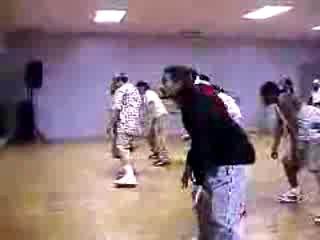 2001-xx-xx BaB Tour - The Call dance rehearsal