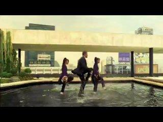 Хью джекман - реклама липтон айс ти. танцы в отеле токио / lipton ice tea ad: hugh jackman - tokyo dancing hotel