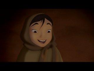 Девочка со спичками (короткометражка от Disney)детский мультик с недетским смыслом
