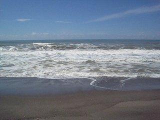 Тирренское море. Италия. Снято мной.