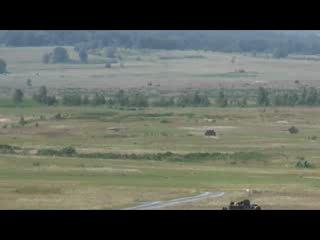 M1 Abrams Tank Gunnery - Iron Thunder 07-02