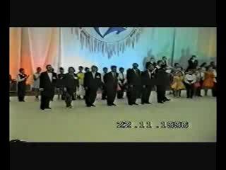 Финоугорский конкур б.т. в 1996г.