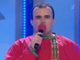 КВН БАК-Соучастники - Песня про НЛО (Любэ - Конь)