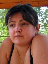 Анна Сергеенко (Комарова)