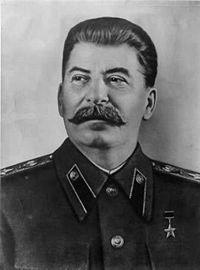 Ио́сиф Джугашви́ли - Ста́лин