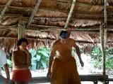 Амазония. В одном очень диком индейском племени.