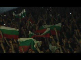 Manowar - гимн Болгарии